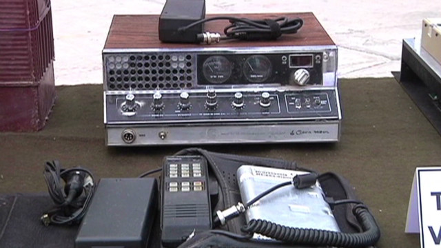 Mexico seizes 'narco' radio equipment