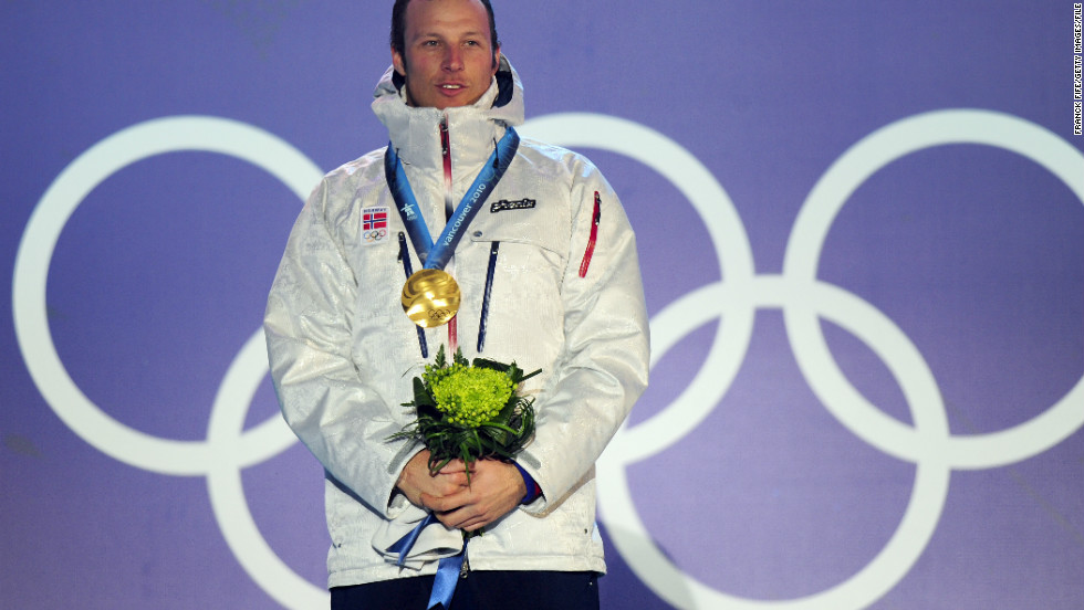 Svindal claimed his second World Cup title in 2009, then added a prized Olympic gold medal in the super-G competition at the Winter Games in Vancouver the following year, along with silver in the downhill and bronze in giant slalom.