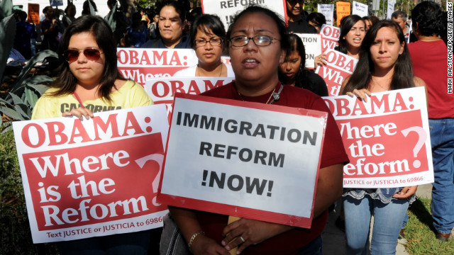 The politics of immigration reform