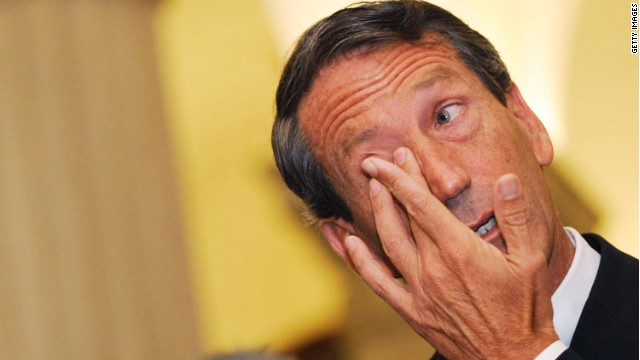 2009: Gov. Sanford: I've been unfaithful