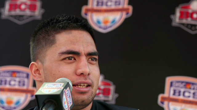 Report: Manti Te'o's girlfriend a hoax