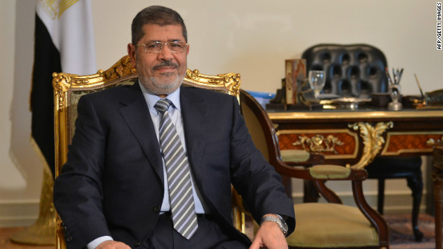 Morsy under fire for 'Zionist' comments