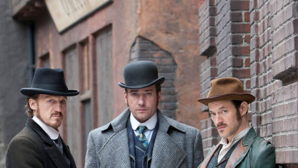 "At the time of the Jack the Ripper murders in London's East End circa 1889, chaos and crime were rampant partners. Inspector Edmund Reid (Matthew Macfadyen) works to control it, through the brothels and filth-ridden streets of Whitechapel. ""Ripper Street"" was canceled by the BBC after two seasons, but Amazon has rescued the show and commissioned a third."