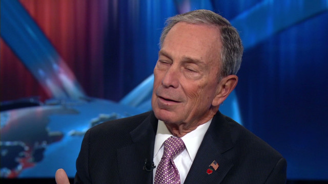 Bloomberg on guns and Sandy Hook shooting