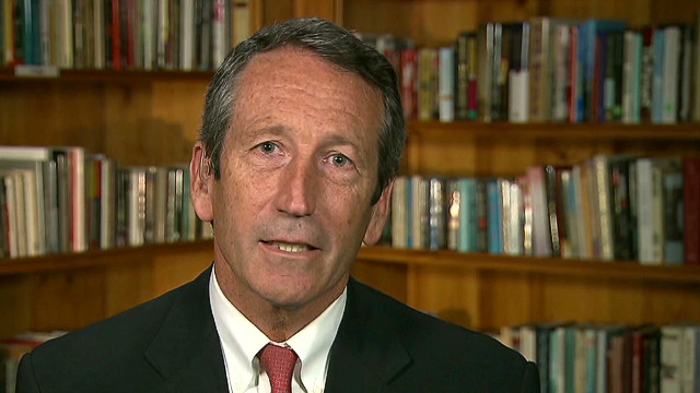 Mark Sanford: How I learned from scandal