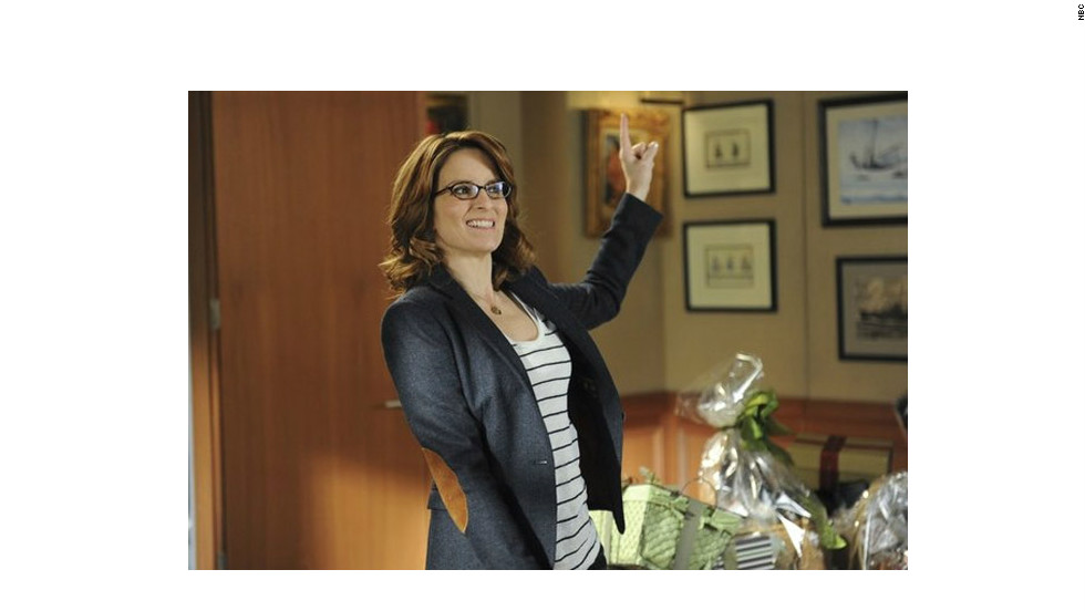 "<a href=""http://www.nbc.com/30-rock/video/sht-liz-lemon-says/1381121/"" target=""_blank"">Liz Lemon's catchphrases</a>, such as, ""I want to go to there,"" ""What the what?"" and ""Blerg!"""