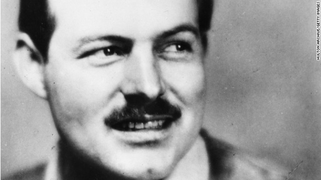 Ernest Hemingway took his own life in 1961. His granddaughter Mariel never knew him.