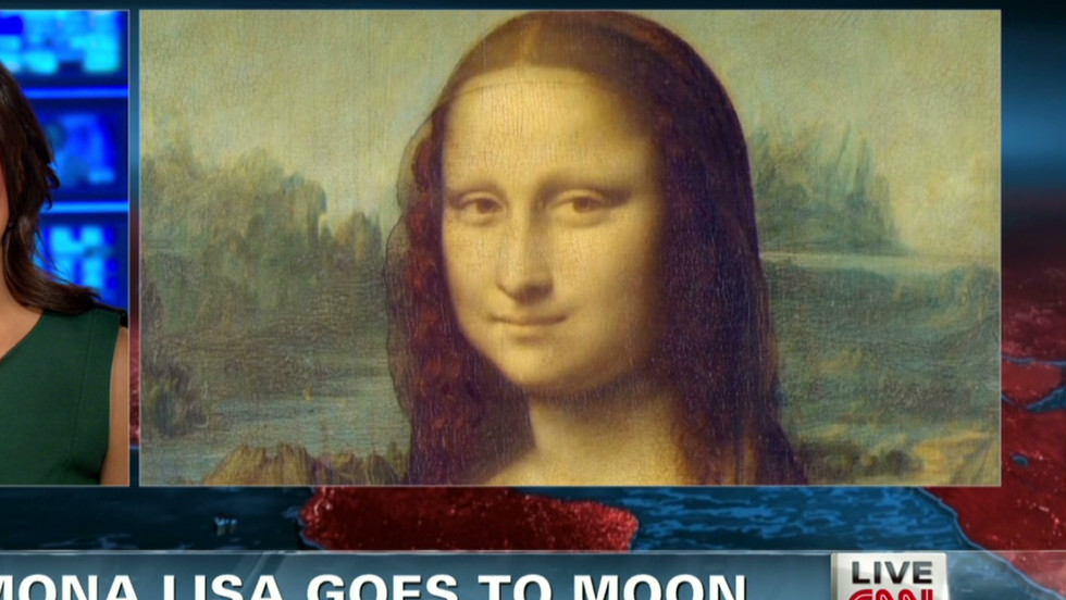 'Mona Lisa' image goes to moon and back, in successful NASA experiment