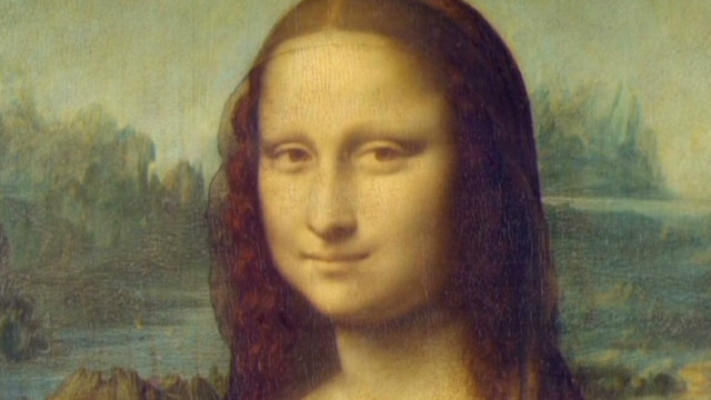 'Mona Lisa' travels to the moon