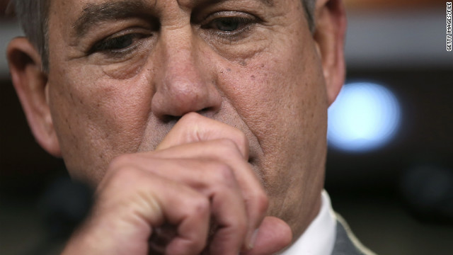 House Speaker John Boehner's messy squabbles with conservatives in his caucus look to be behind him -- at least for now.