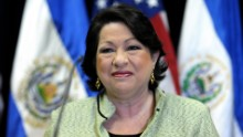 Paramedics called to home of Justice Sotomayor