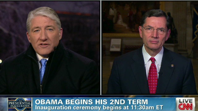 Sen. Barrasso talks immigration reform