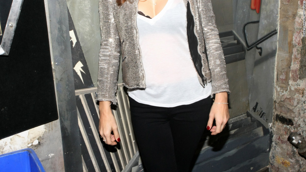 Kate Walsh attends an event in Washington, D.C.