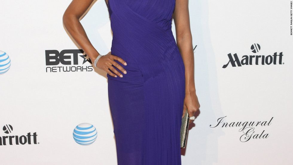Gabrielle Union attends an event in Washington, D.C.