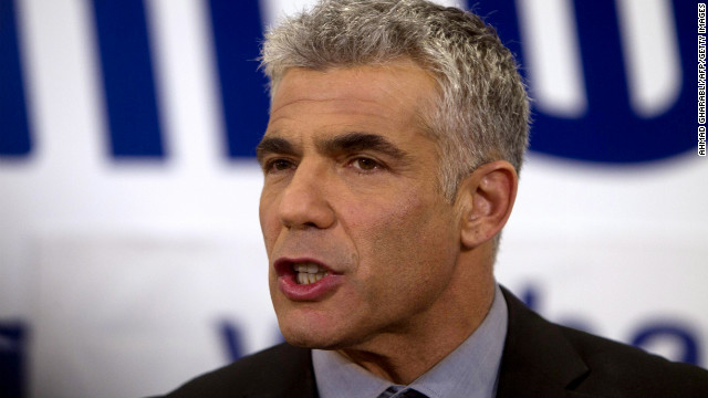 Yair Lapid's centrist party finished second in Israel's election. Will he join the prime minister or lead the political opposition?