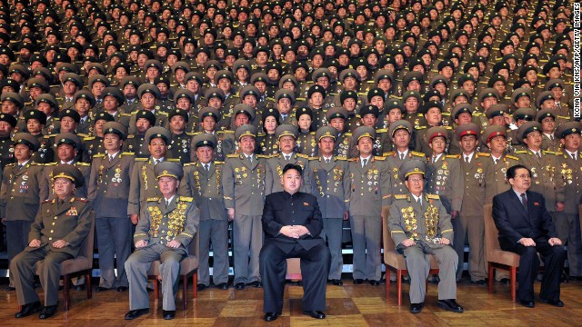 North Korea leader's uncle executed