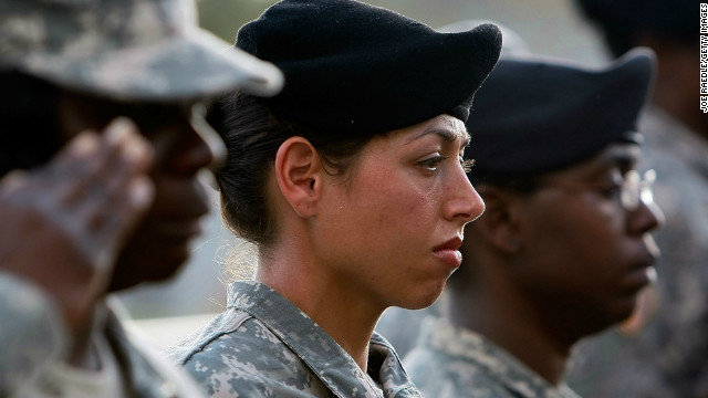 Women in combat: Overdue or distracting?