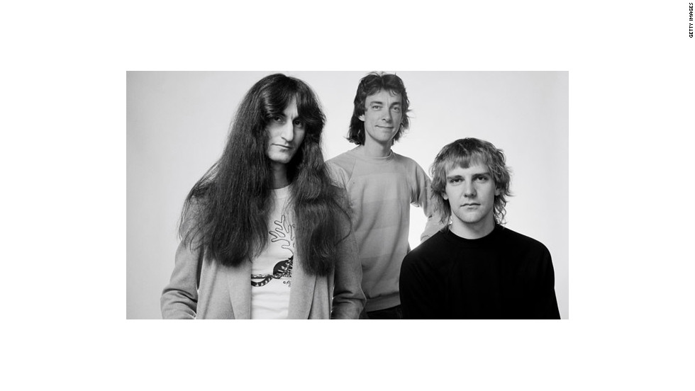 "El grupo canadiense Rush ganó popularidad en la década de 1970 con canciones como ""Tom Sawyer"" y ""The Spirit of Radio""."