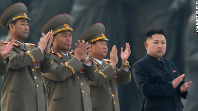 "North Korea has vowed action against the United States, which it calls ""the sworn enemy of the Korean people."""