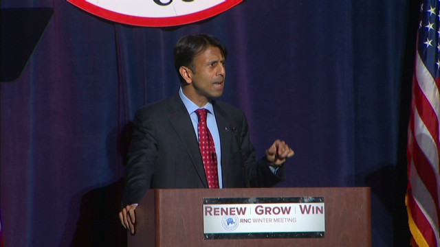 Jindal: Stop being the 'stupid party'