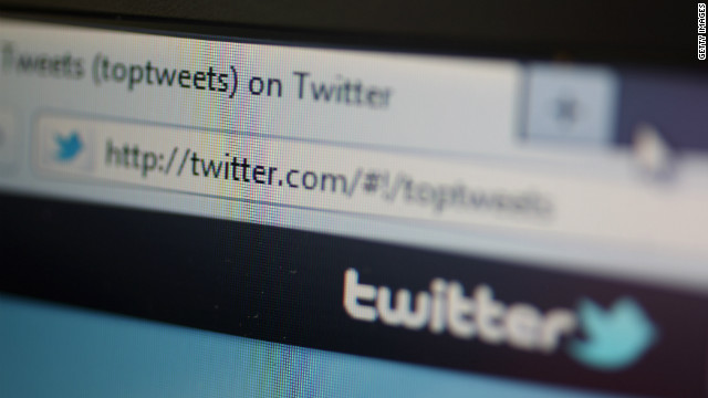 "The first ""pay-by-tweet"" service has been launched on Twitter in tie-up with American Express"