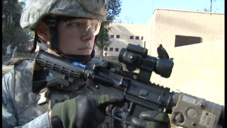 Should women be allowed in combat?