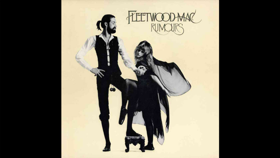 "Fleetwood Mac's ""Rumours"" album won the 1977 Grammy Award for album of the year."