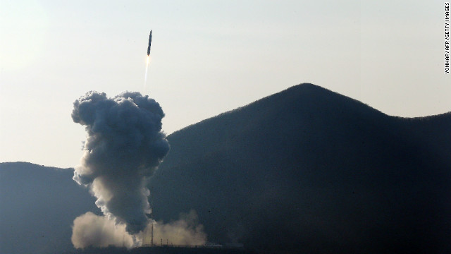 Why South Korea's rocket launch matters