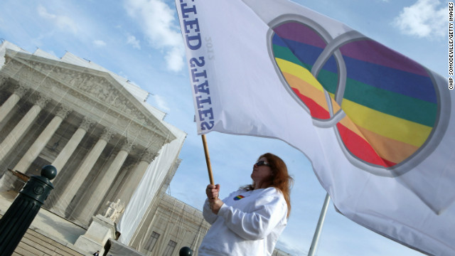 GOP support for gay marriage