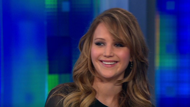 Jennifer Lawrence: 'I'm not dirty'