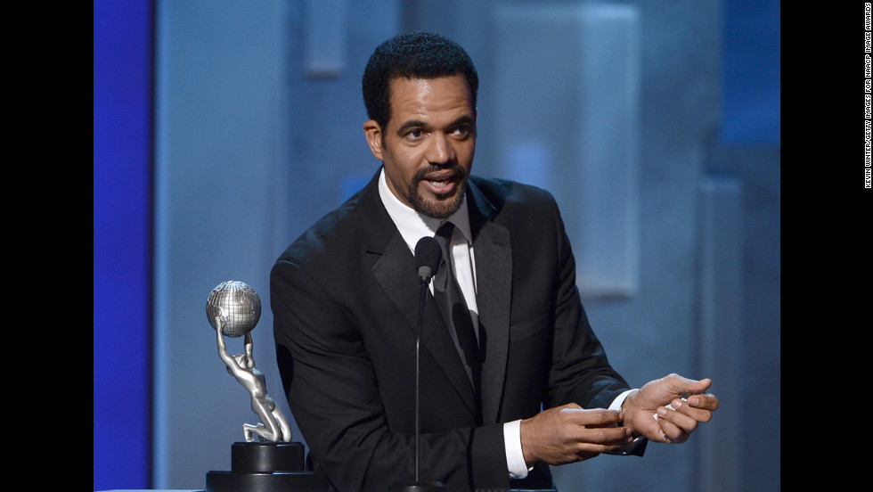 "Kristoff St. John won Actor in a Daytime Drama Series for ""The Young and the Restless."""