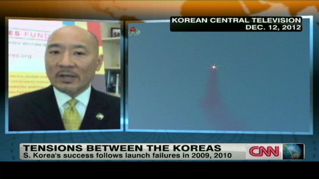 Space race on Korean Peninsula