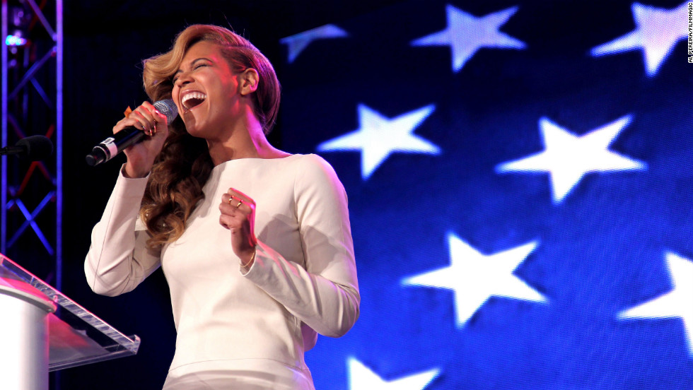 "After the inauguration dust-up, Beyonce had something to prove when she held a news conference for her Pepsi Super Bowl XLVII Halftime Show on January 31, 2013. After belting out ""The Star-Spangled Banner,"" the singer paused and turned to the press and asked: ""Any questions?"""