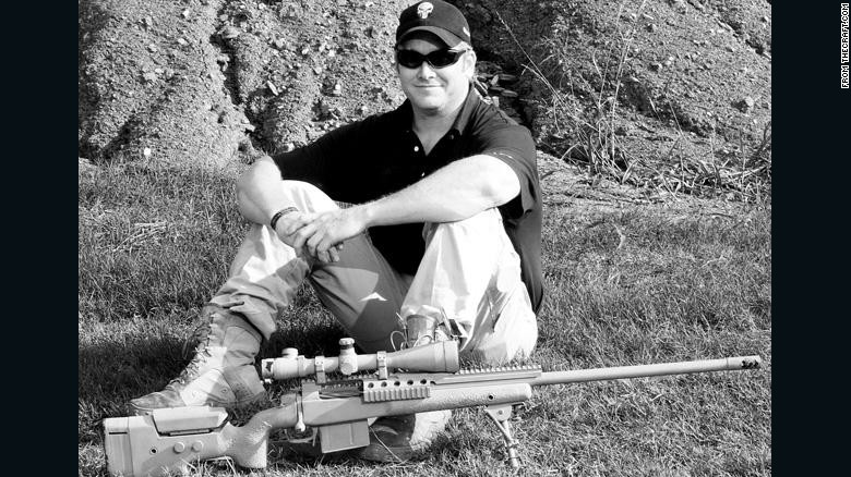 Ex-Navy sniper killed at Texas gun range