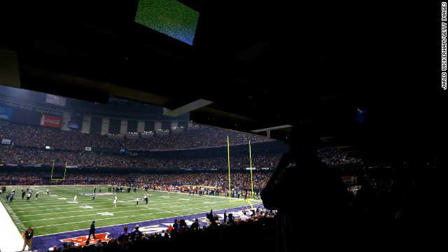 New questions about Superdome blackout