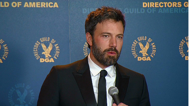 Ben Affleck: I'm 'a work in progress'