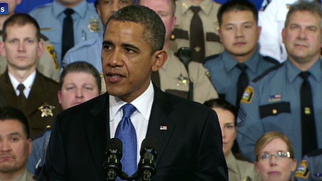 Obama: Background checks a 'smart idea'