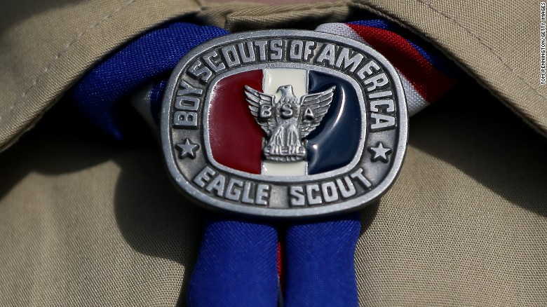 Why I sued the Boy Scouts