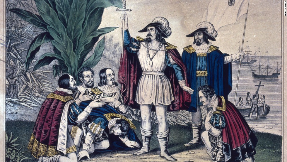 Setting sail from Spain with a crew of 90 men, Christopher Columbus landed in the Caribbean in 1492. But it's unlikely he was the first European to set foot in the New World...