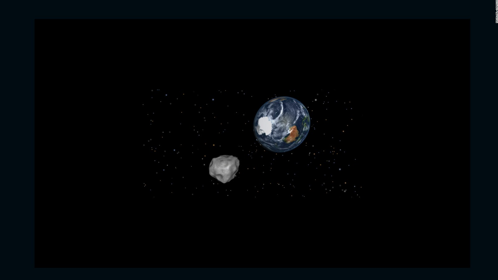 recent near earth asteroids - photo #35