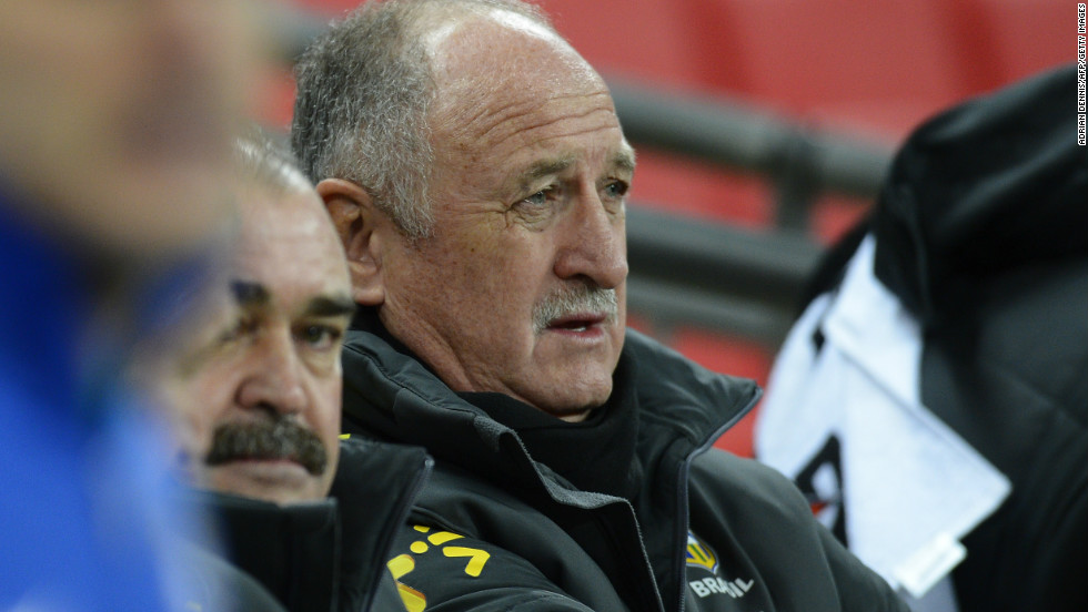 In a bid to transform Brazil's fortunes, Luis Felipe Scolari has been reinstated as coach. Scolari led Brazil to World Cup glory in 2002.