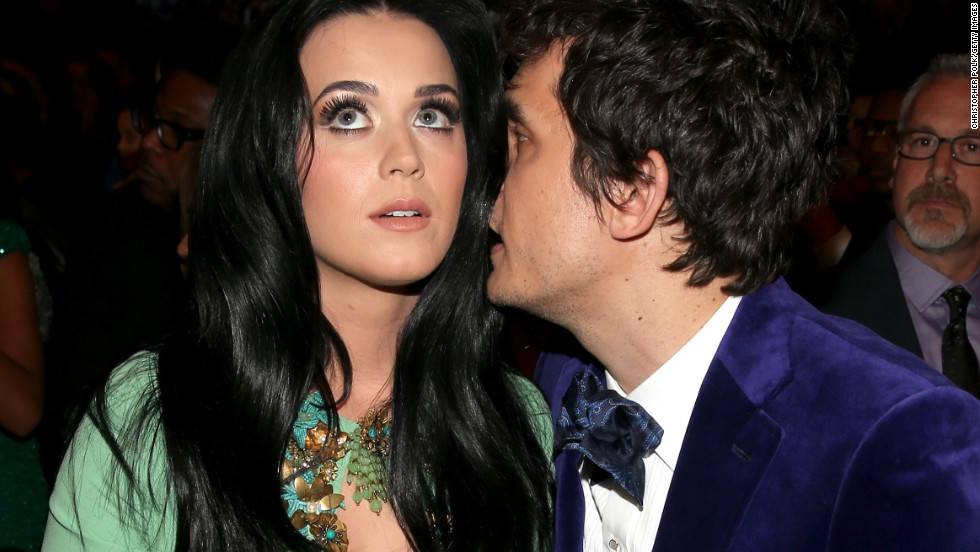 "John Mayer to Katy Perry: ""I warned you about the new dress code."""