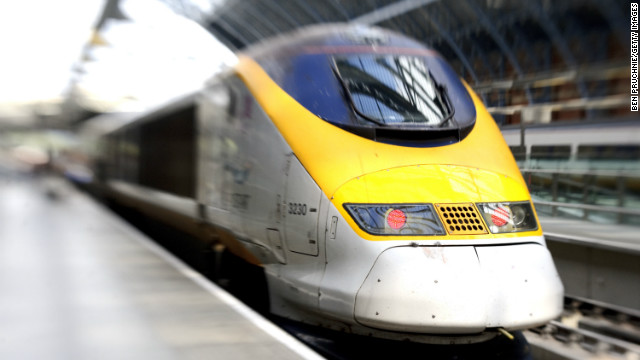 Eurostar hoping for a Sochi surge