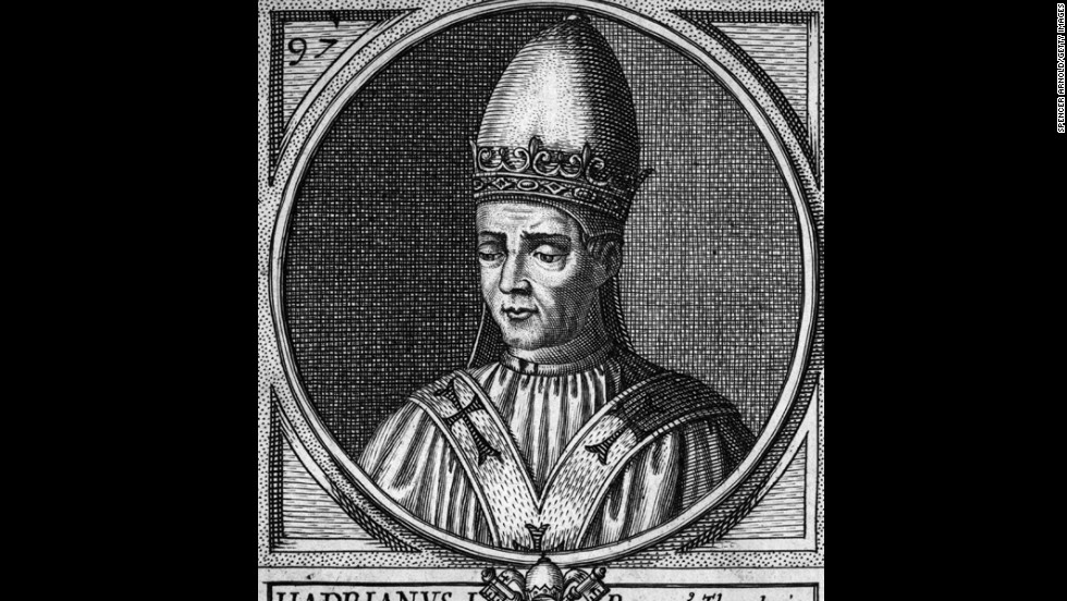 No. 5: Pope Adrian I reigned for 23 years, 10 months and 25 days, from 772 to 795.