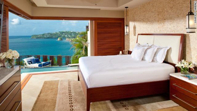 Anatomy of a romantic hotel room | CNN Travel