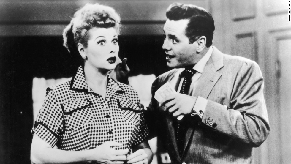 "Lucille Ball and Desi Arnaz portrayed a show business couple on ""I Love Lucy,"" while behind the scenes they invented the sitcom. The real-life couple controlled every aspect of their hit show, still one of the most beloved of all time. And it wouldn't have been a hit if these two didn't make people fall in love with Lucy (and Ricky) every week."