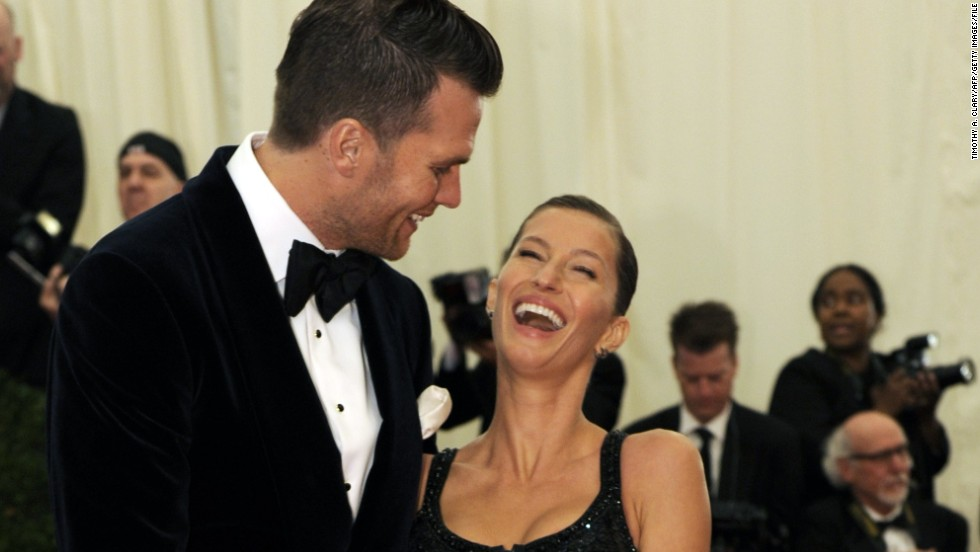 From Gisele Bundchen's modeling, endorsement deals and independent licensing ventures to Tom Brady's generous contract with the New England Patriots, this power couple isn't hurting for influence.