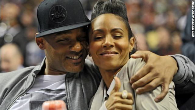 Jada Pinkett Smith talks 'open marriage'