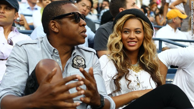 Beyonce & Jay Z's 'office relationship'