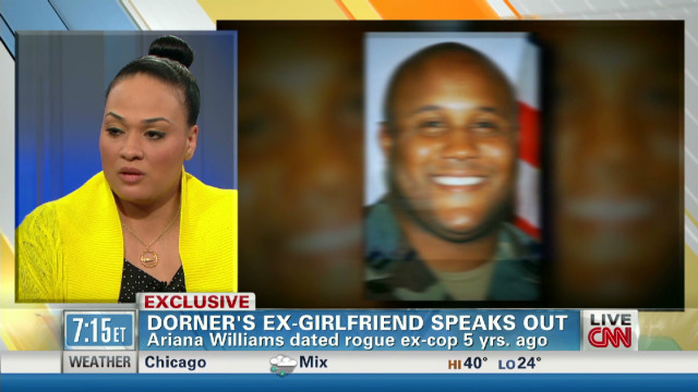 Dorner's ex: 'Something wasn't right'